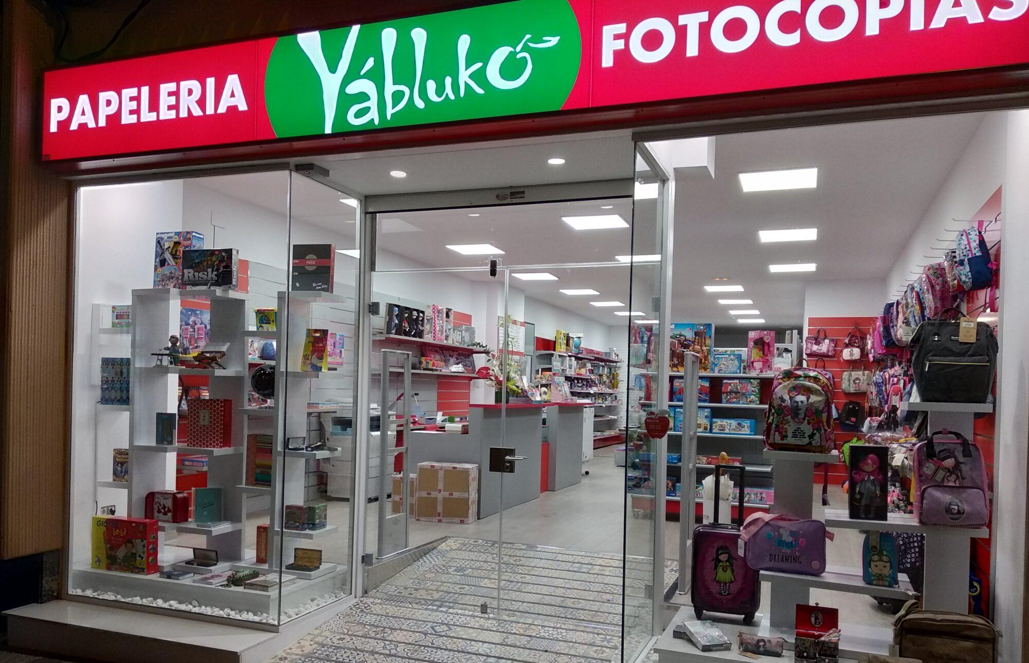 Papelerías Yábluko